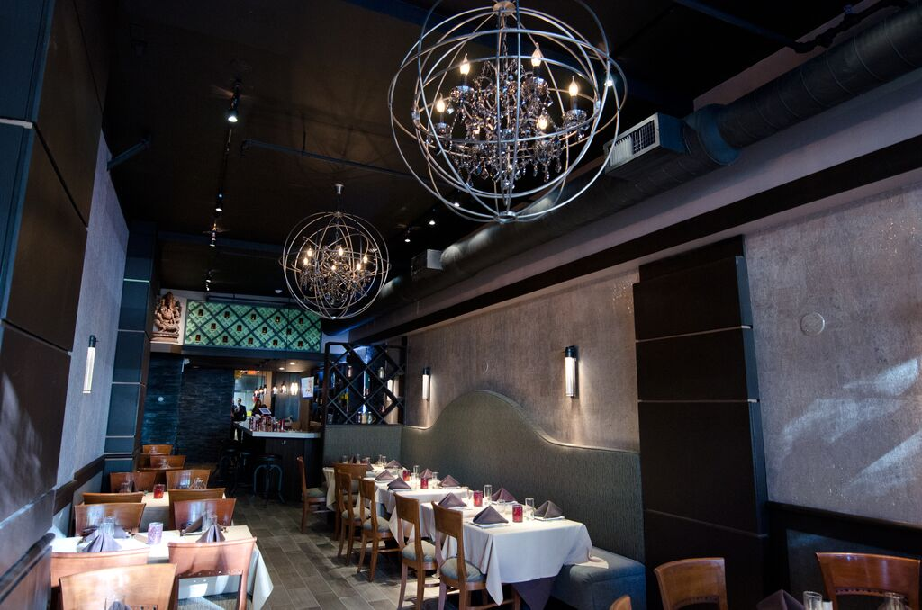 White Plains At Downtown Coriander Modern Indian
